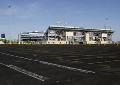 Parking Lot Site Engineering | BG Consultants