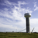 Emporia's New Water Tower after the Tank raising