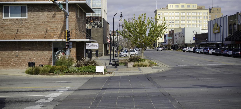 City Of Hutchinson Streetscape Bg Consultants