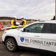 BG Engineers on a site visit