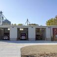 Leonardville Fire Station