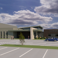 Rendering of Oliver Brown Elementary